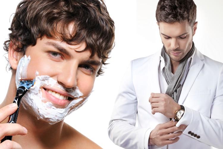 Teilweise ist es von Vorteil, dass junge Leute auf Bewerbungsbildern nicht allzu zu jung aussehen. Frisur, Rasur und Kleidung und allenfalls Accessoires sind Grössen, mit denen man die Erscheinung des Alters beeinflussen kann. Selbstverständlich werden wir auch bei der Ausleuchtung darauf achten.