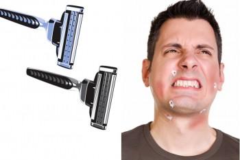 Achten Sie darauf, dass Sie sich nicht schneiden. Rasieren Sie sich nicht unmittelbar vor dem Termin, es können Hautrötungen auftreten.