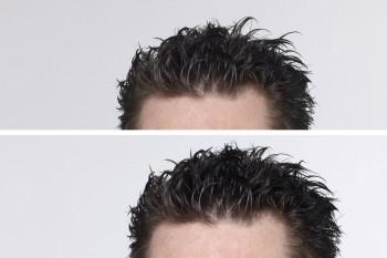 Abstehende Haarspitzen kürzen